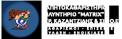 ΤΑΠΗΤΟΚΑΘΑΡΙΣΤΗΡΙΟ Λογότυπο